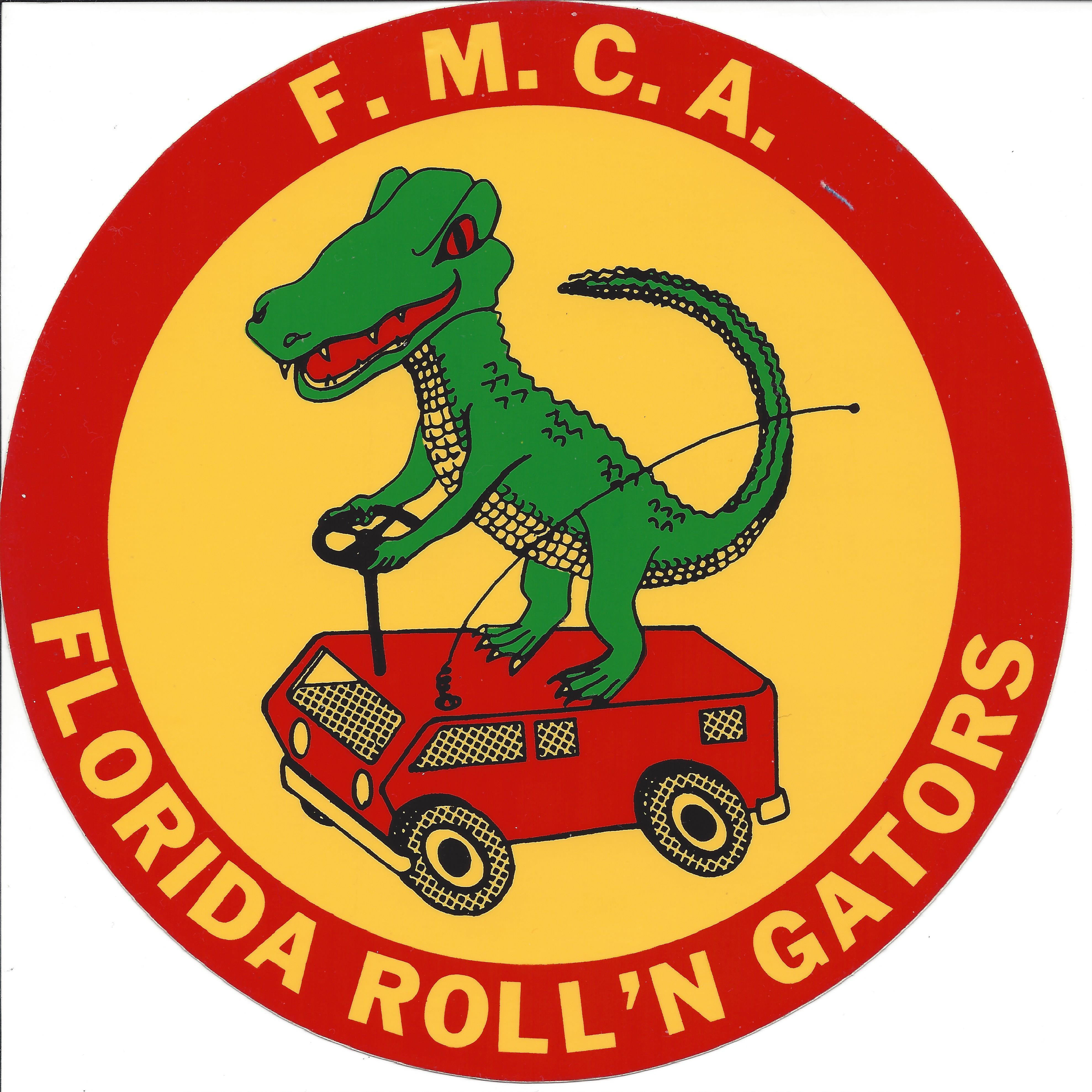 Florida Roll'n Gators